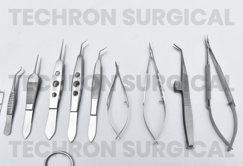 Cataract Surgery Instrument Set
