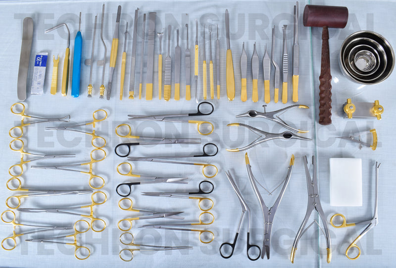 Gubisch Rhinoplasty Instruments Set