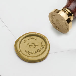 Your Monogram Wax Seal Stamp