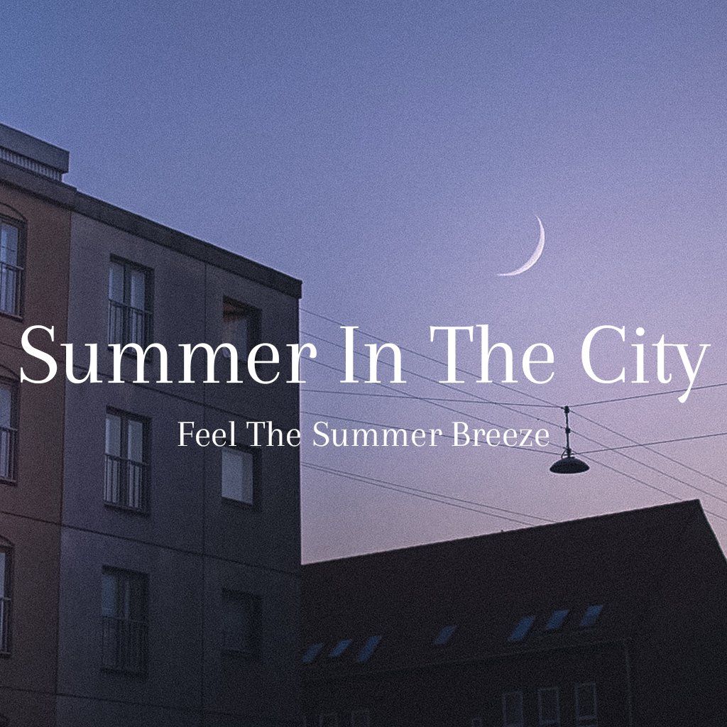 6 Summer In The City Presets