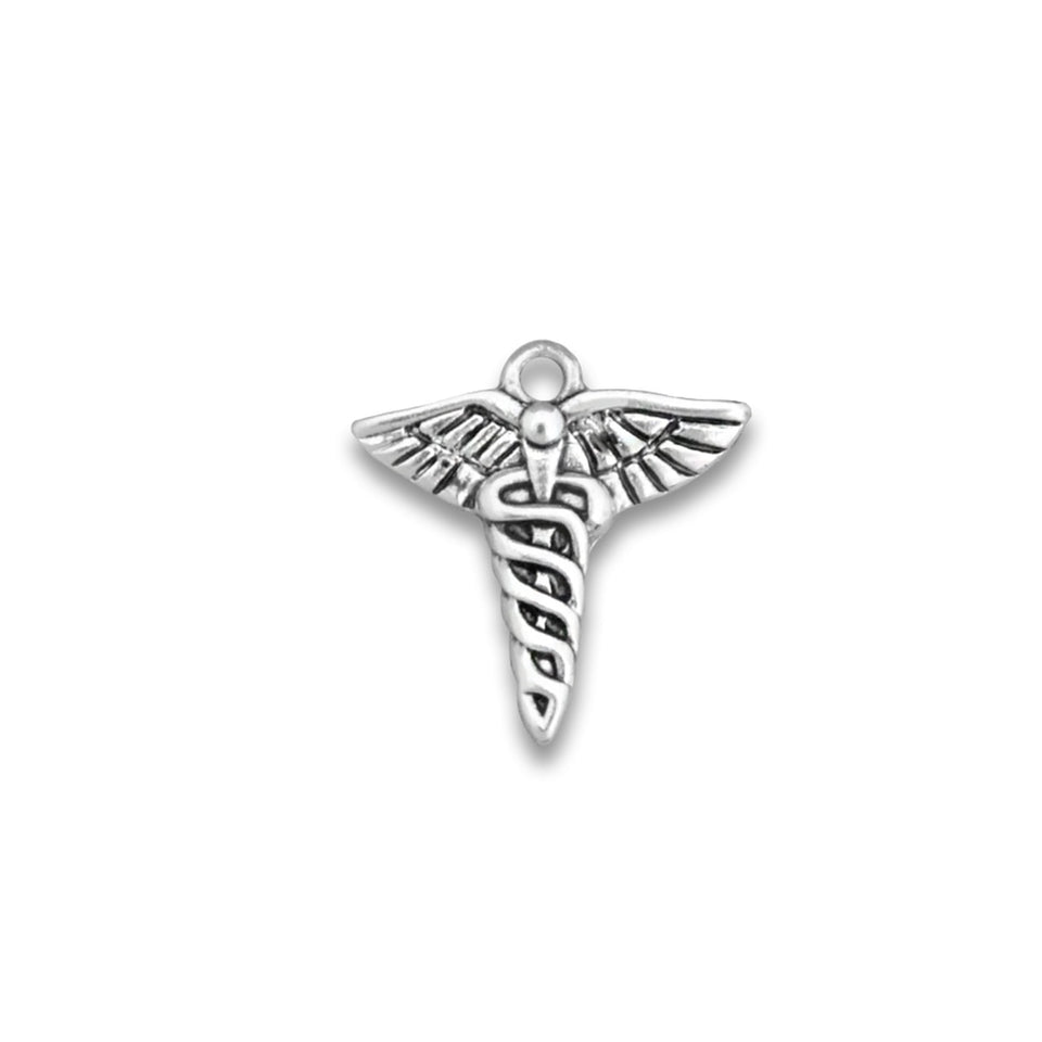 Caduceus Medical Accent Charm