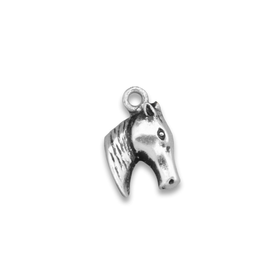Accent Charms Western Horse Charm for Bracelets & Necklaces