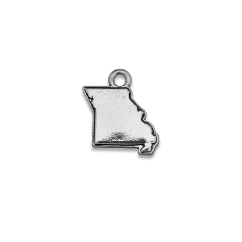 Accent States Missouri Map Charm