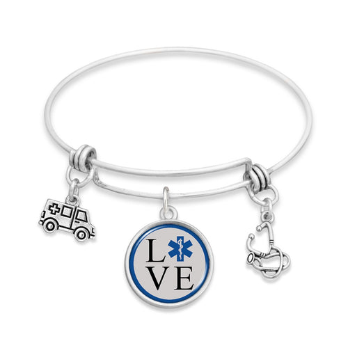 EMT Love Wire Bracelet