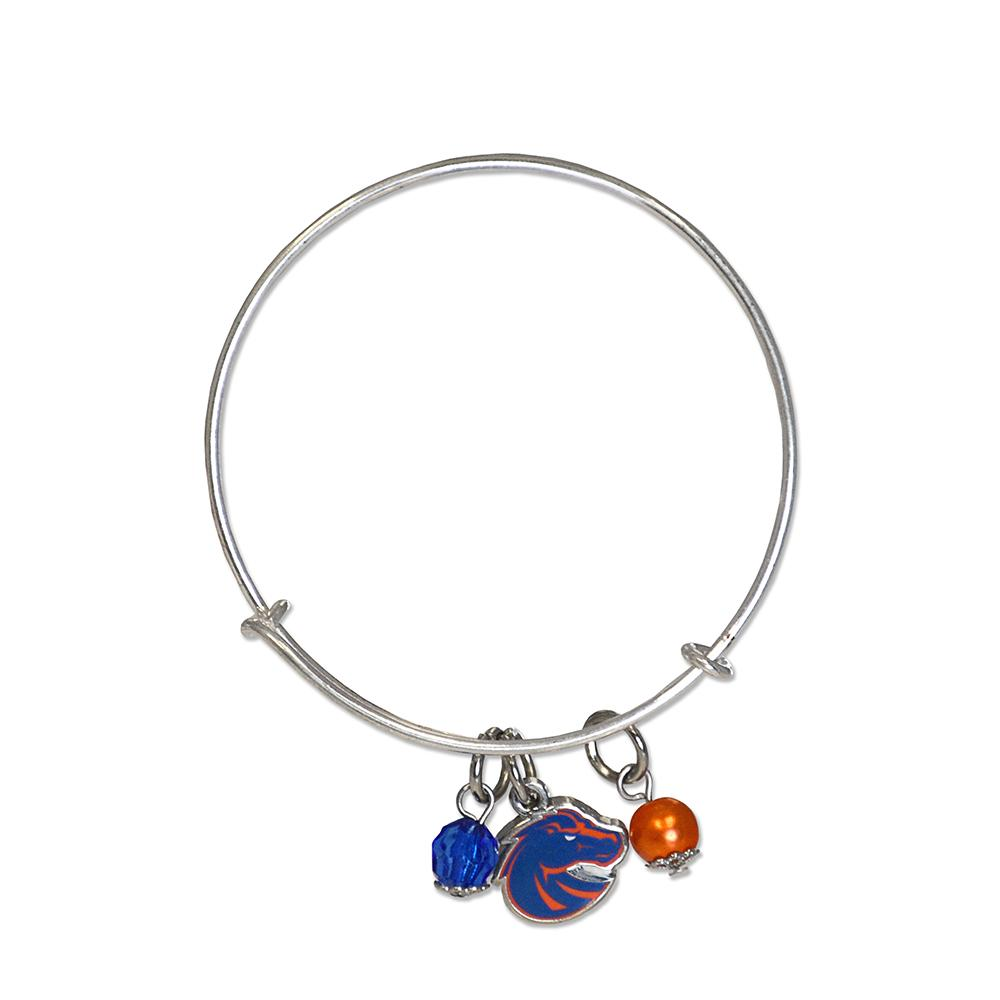 Boise State Broncos Bangle Bracelet