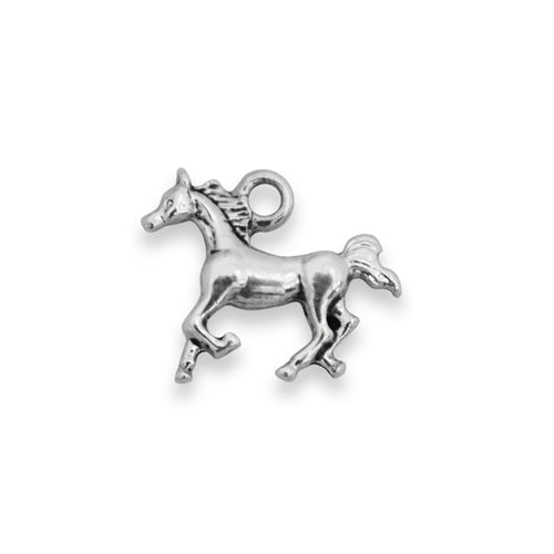 Farm Horse Accent Charms for Bracelets & Necklaces