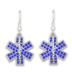 Crystal EMT Earrings