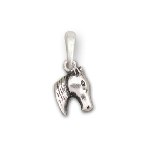Charming Choices Charm Horse Head for Bracelets & Necklaces