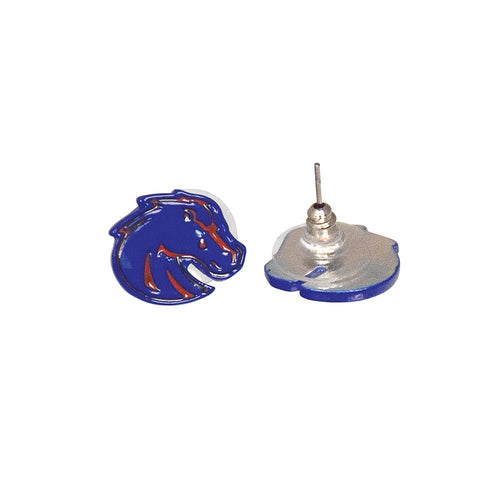 Boise State Broncos Post Earrings