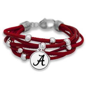 Alabama Crimson Tide Lindy Bracelet