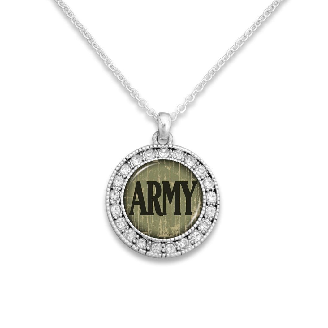 U.S. Army Artisan Necklace