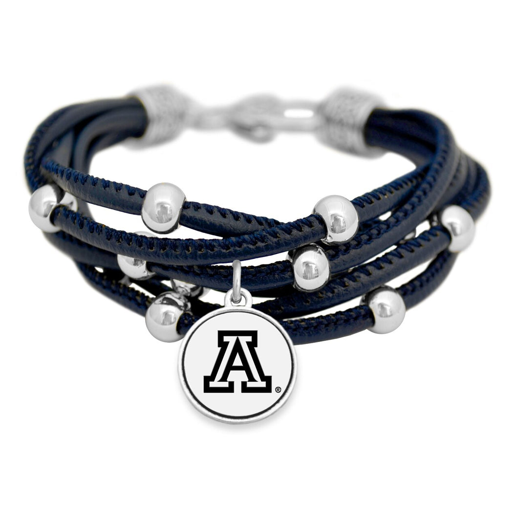 Arizona Wildcats Lindy Bracelet