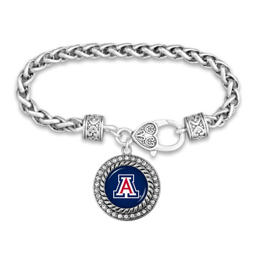 Arizona Wildcats Bracelet- Allie