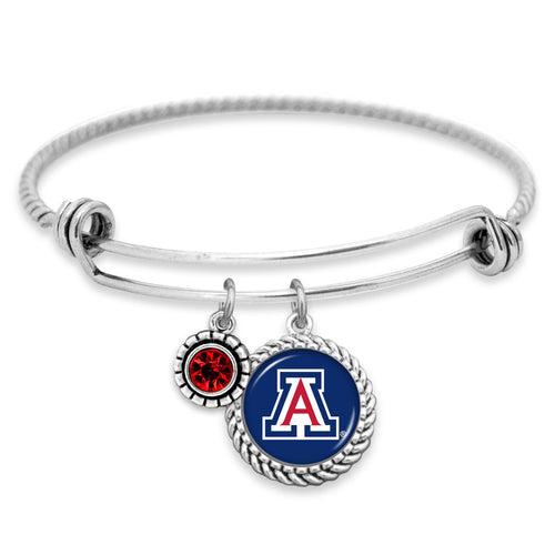 Arizona Wildcats Olivia Bracelet
