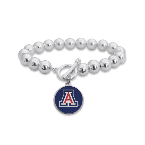 Arizona Wildcats Society Bracelet