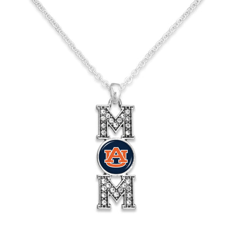 Auburn Tigers MOM Necklace