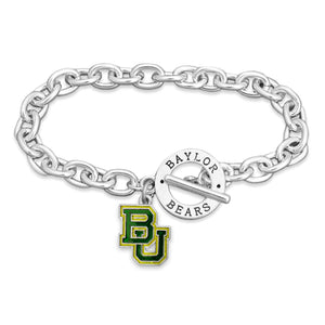 Baylor Bears Bracelet- Audrey Toggle