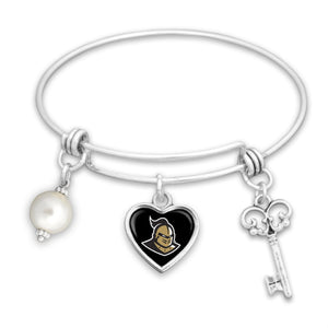 Central Florida Knights Pearl Bracelet