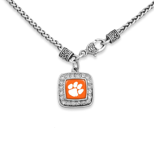 Clemson Tigers Kassi Necklace
