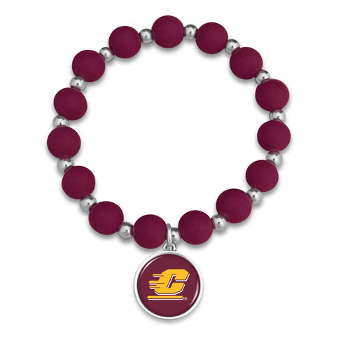 Central Michigan Chippewas Leah Bracelet