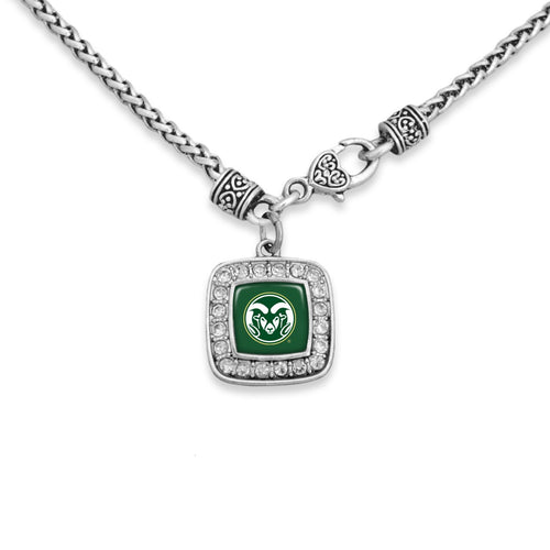 Colorado State Rams Kassi Necklace