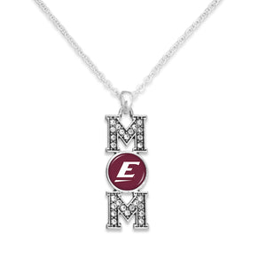 Eastern Kentucky Colonels MOM Necklace