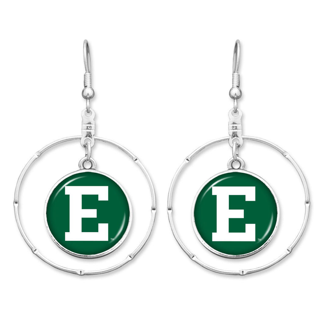 Eastern Michigan Eagles Campus Chic Earrings