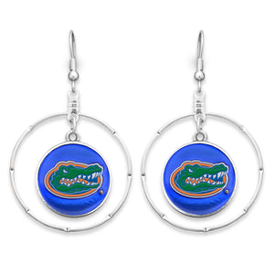 Florida Gators Campus Chic Earrings