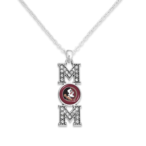 Florida State Seminoles MOM Necklace