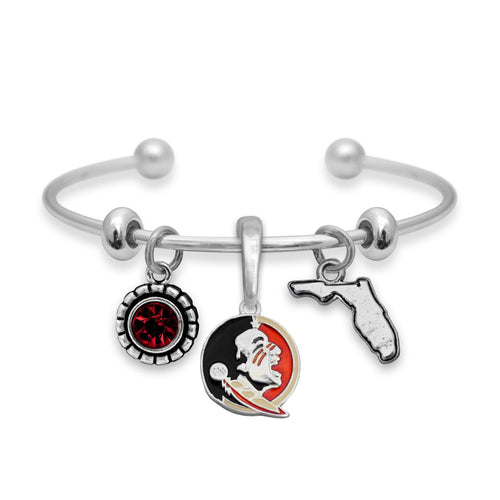 Florida State Seminoles Home Sweet School Bracelet