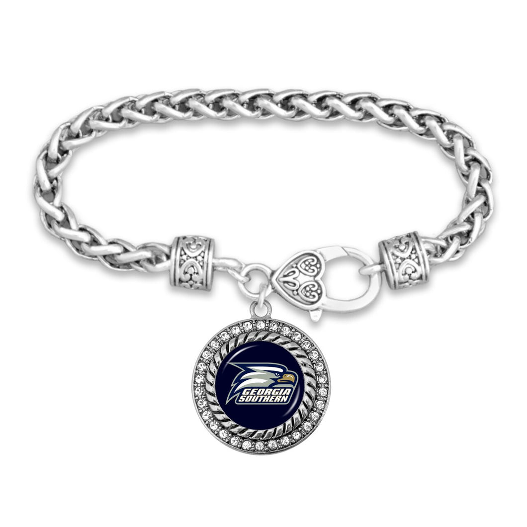 Georgia Southern Eagles Bracelet- Allie