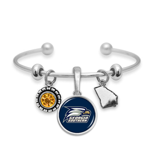 Georgia Southern Eagles Home Sweet School Bracelet