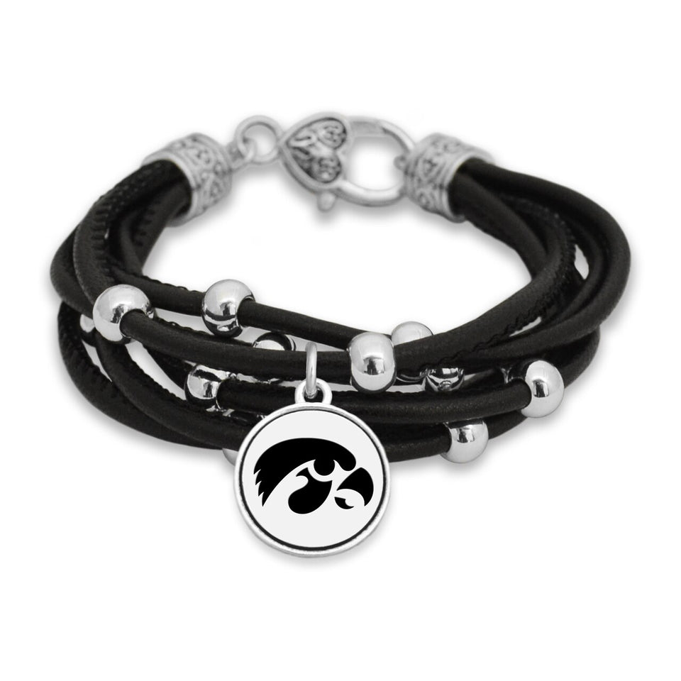 Iowa Hawkeyes Lindy Bracelet