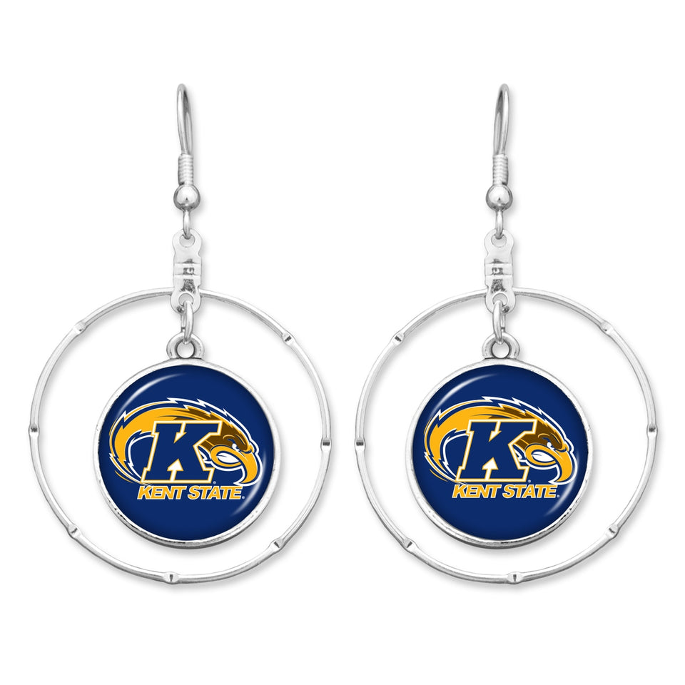 Kent State Golden Flashes Campus Chic Earrings