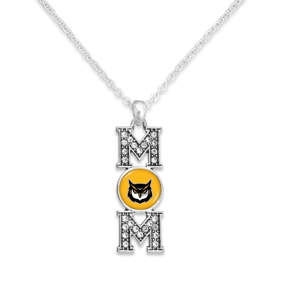 Kennesaw State Owls MOM Necklace