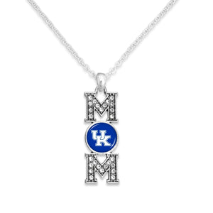 Kentucky Wildcats MOM Necklace