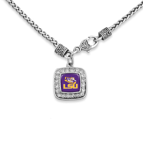 LSU Tigers Kassi Necklace