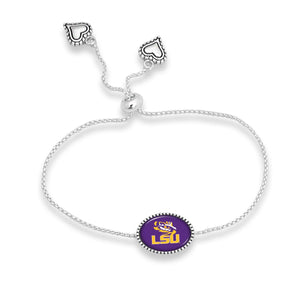 LSU Tigers Kennedy Bracelet