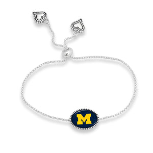 Michigan Wolverines Kennedy Bracelet