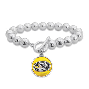 Missouri Tigers Society Bracelet