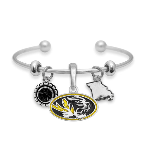 Missouri Tigers Home Sweet School Bracelet