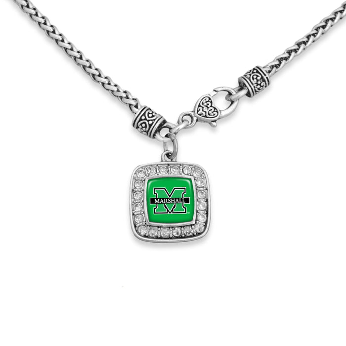 Marshall Thundering Herd Kassi Necklace