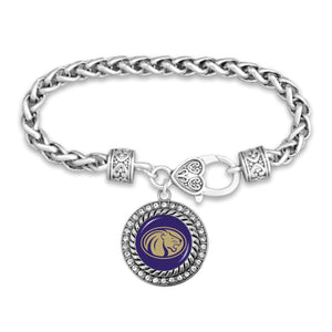 North Alabama Lions Bracelet- Allie