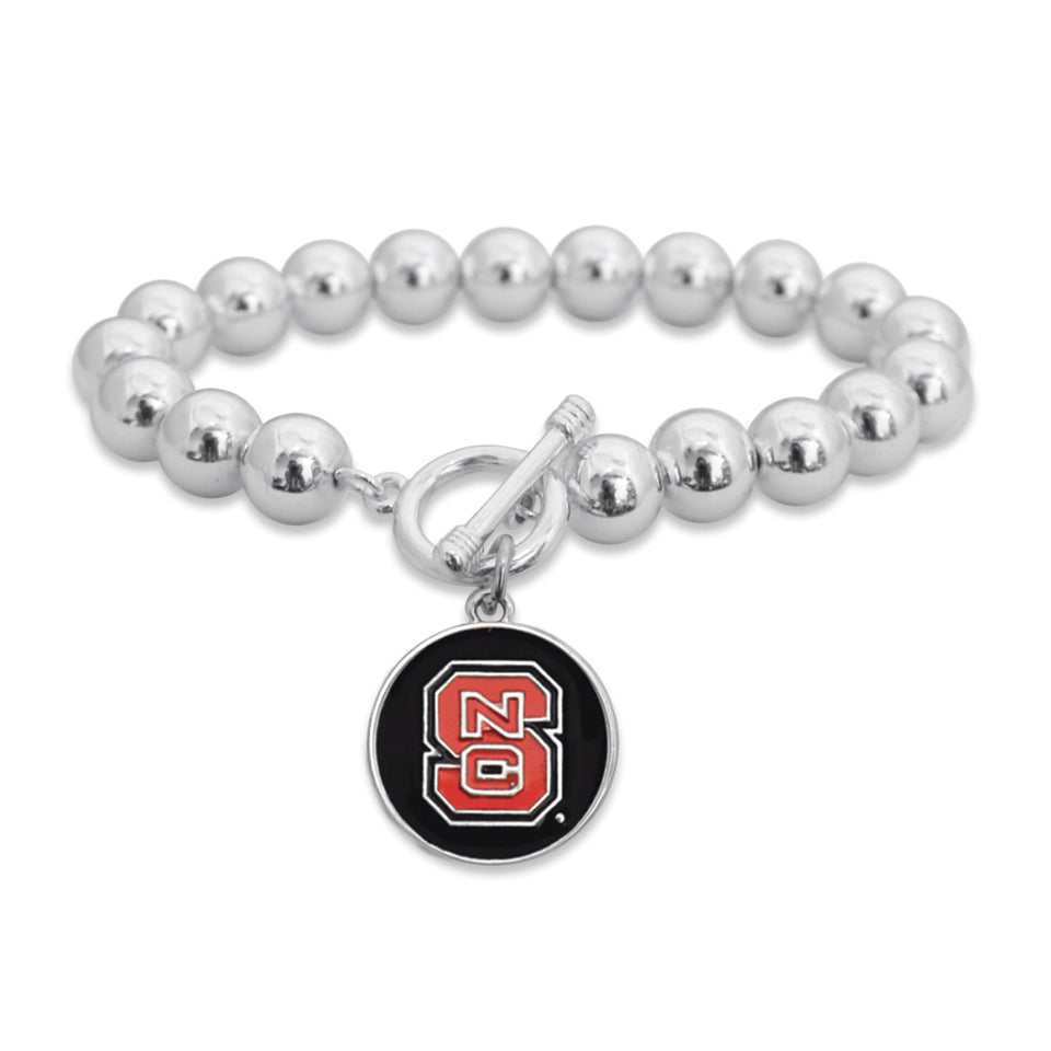 NC State Wolfpack Society Bracelet