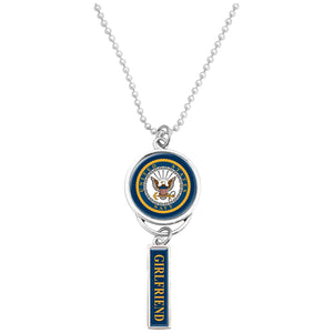 U.S. Navy Seal Car Charm for Girlfriend