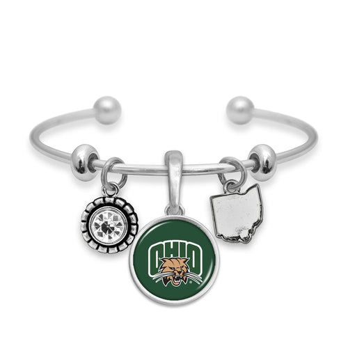 Ohio Bobcats Home Sweet School Bracelet