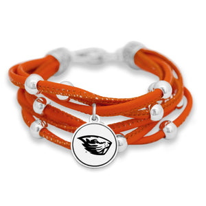Oregon State Beavers Lindy Bracelet