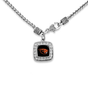 Oregon State Beavers Kassi Necklace
