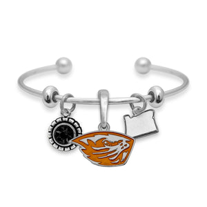 Oregon State Beavers Home Sweet School Bracelet
