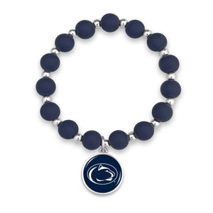 Penn State Nittany Lions Twisted Rope Bracelet